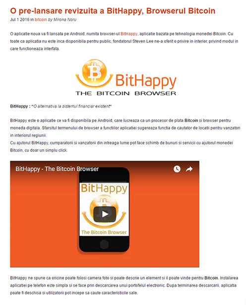 ce se poate face cu bitcoin